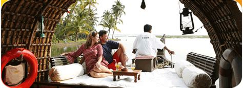 Kerala Boat House For Couples by Kerala Houseboat Tour Packages Seasonzindia Holidays