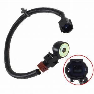 Knock Sensor  U0026 Wiring Harness For Nissan 22060