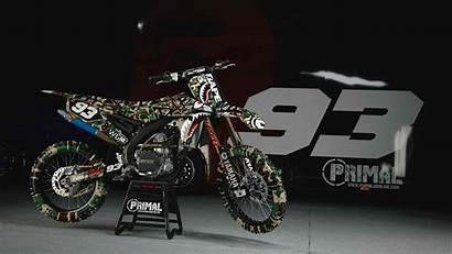 Graphics Motocross Mx Bape Motorsports Primal Custom