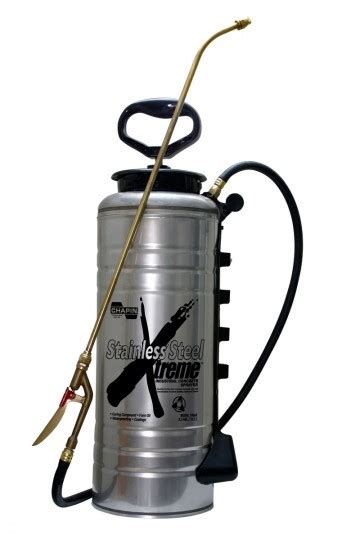 stainless steel xtreme industrial concrete sprayer
