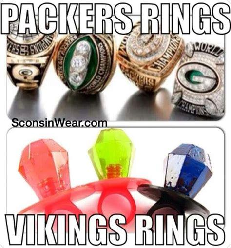 Vikings Suck Meme - packers vikings gbp pinterest football jokes and ring pops