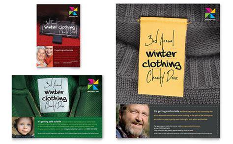 profit charities templates designs