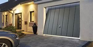 porte garage fonctionnelle nos conseils pour faire le With porte de garage enroulable jumelé avec porte sécurisée prix