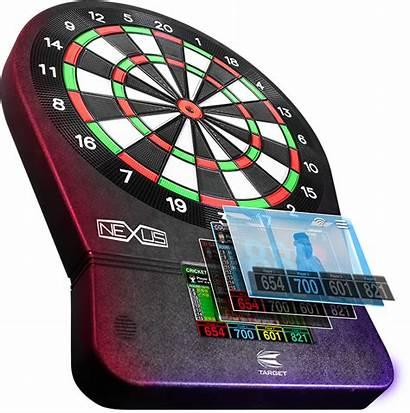 Nexus Target Board Darts Pages