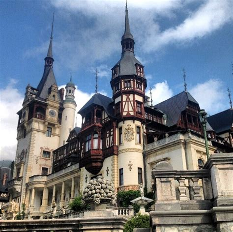 The Castles of Transylvania: Bran Castle and Peles Castle