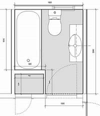 bathroom floor plan 30 Small Bathroom Floor Plans Ideas | Small Room ...