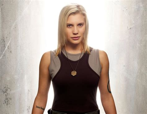Halloween Town Actors Now by Katee Sackhoff On Playing Battlestar S Starbuck And