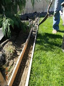 Diy Landscaping Curb Home Love Why Should Have Concrete Landscape Edging