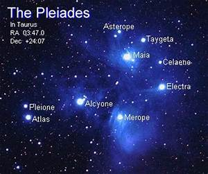 SWEET INFLUENCES OF THE PLEIADES - 2