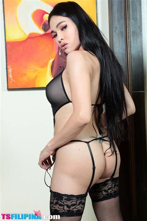 Hottie Ts Filipina Sexy Shemale In Stockings Photo Album