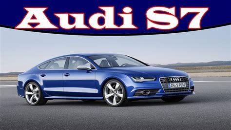 2018 Audi S7  2018 Audi S7 Review  2018 Audi S7 Release