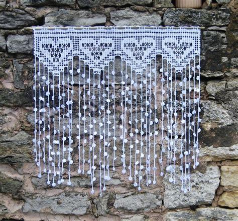 les 95 meilleures images 224 propos de rideau crochet sur bordures au crochet