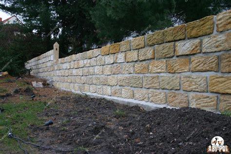 Steine Für Gartenmauer by Steine Im Garten