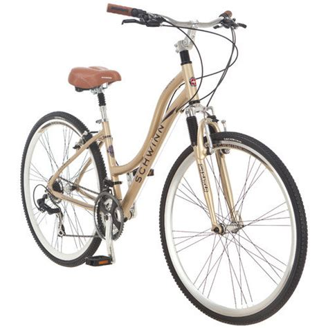 Schwinn Women's 700C Midmoor Hybrid Bike: Outdoor Sports : Walmart.com