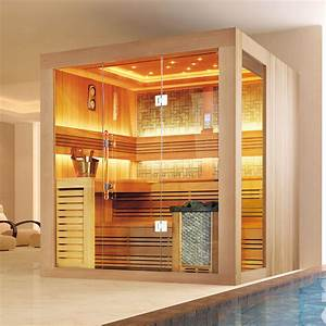 Badezimmer Mit Sauna : heim sauna wellness im eigenen badezimmer blog eago ~ A.2002-acura-tl-radio.info Haus und Dekorationen