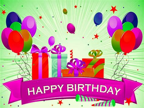 Wallpaper Of Birthday Card by Happy Birthday Wishes Wallpapers And Backgrounds