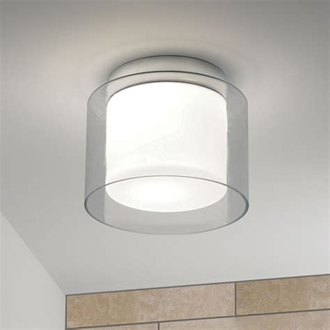 astro sabina square ip44 bathroom ceiling light 7095