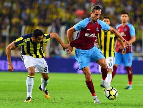 Peki, trabzonspor aek maçı saat kaçta, hangi kanalda? Trabzonspor Fenerbahçe maçı canlı hangi kanalda saat kaçta