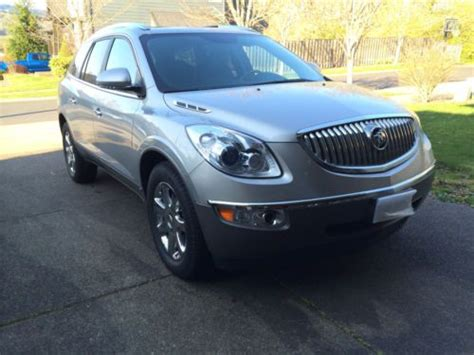 Purchase Used 2008 Buick Enclave Awd Cxl Sport Utility Low