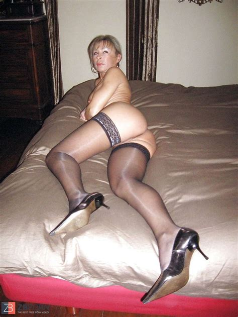 Uk Mature Stocking Stockings Zb Porn