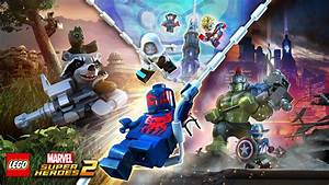 LEGO Marvel Super Heroes 2 Announced - IGN