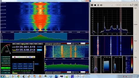 Listening To Sca With Hdsdr, Sdr# And An Rtl-sdr
