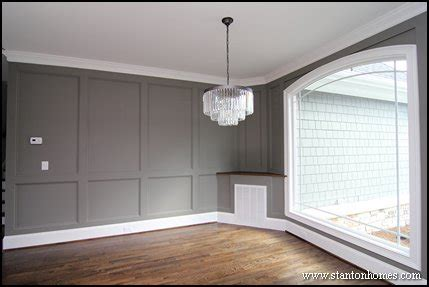 Modern Wainscoting Ideas by 13 Top Wainscoting Ideas Raleigh New Home Builders