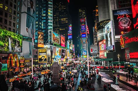 The best things to do in Times Square