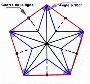 Comment Faire Une étoile En Papier : comment construire toile 5 branches ~ Nature-et-papiers.com Idées de Décoration