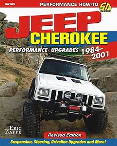 Jeep Cherokee Performance Upgrades  1984