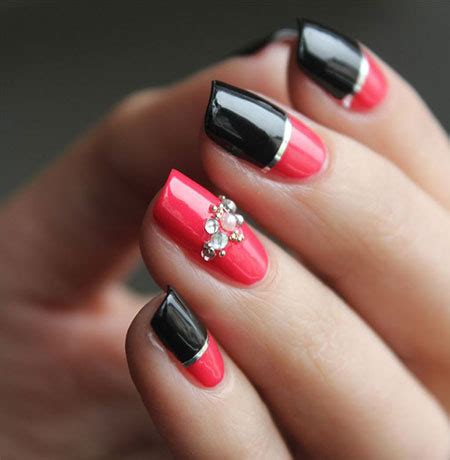 trending nail designs 50 best acrylic nail designs ideas trends 2014