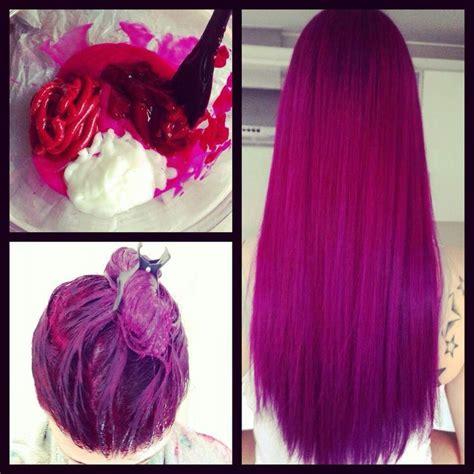 reddish purple hair color purple hair with reddish undertones hair color style