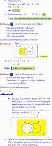 Diagramas De Venn Euler En 2 Conjuntos Ejercicios Y