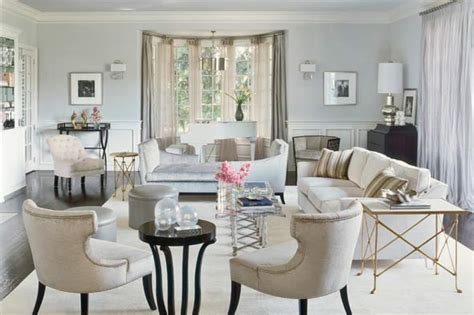 Celebrity Living Rooms  A Detailed House