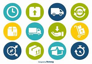 Delivery Icon Vector Set - Download Free Vector Art, Stock ...
