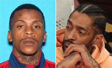 La Police Urge Nipsey Hussle's Killer To Turn Himself In