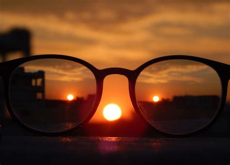 close  photography  eyeglasses  golden hour