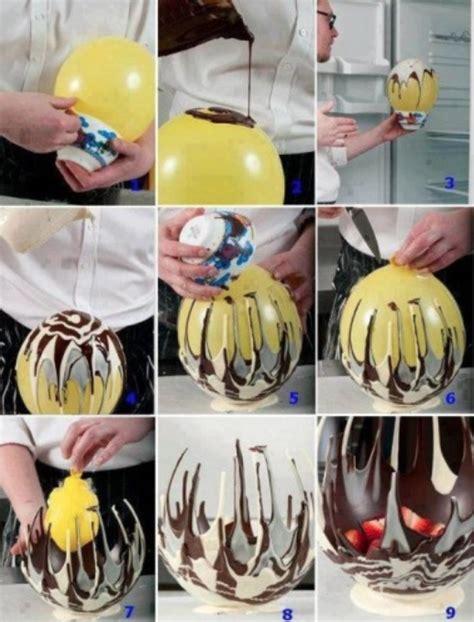 trucs et astuces de cuisine truc et astuce ballon chocolat tuxboard