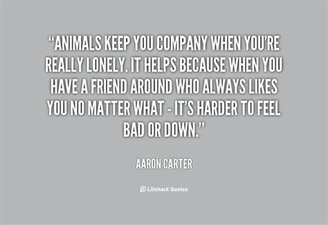 Keeping Bad Company Quotes