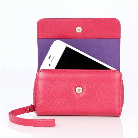 iphone purse list knomo iphone leather purse and quilted