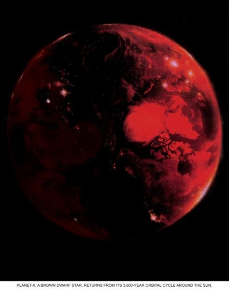 Carroll Bryant: UFO Files: Planet X (Nibiru)