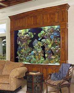 Stunning Aquarium Design Ideas For Indoor Decorations 48