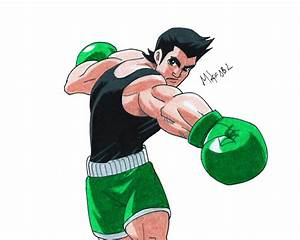 Little Mac by MikeES on DeviantArt