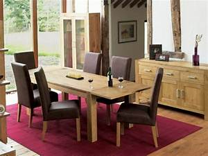 Stühle Esszimmer Leder Braun : traumteppich im esszimmer ~ Markanthonyermac.com Haus und Dekorationen