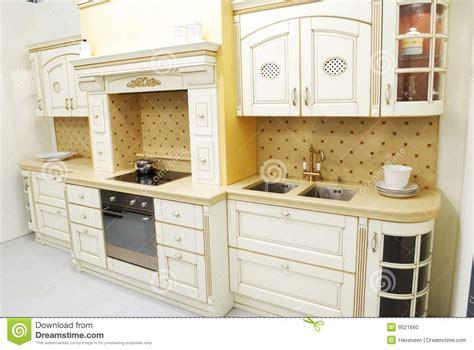 kitpascher cuisine cuisine classique photo stock image du home meubles