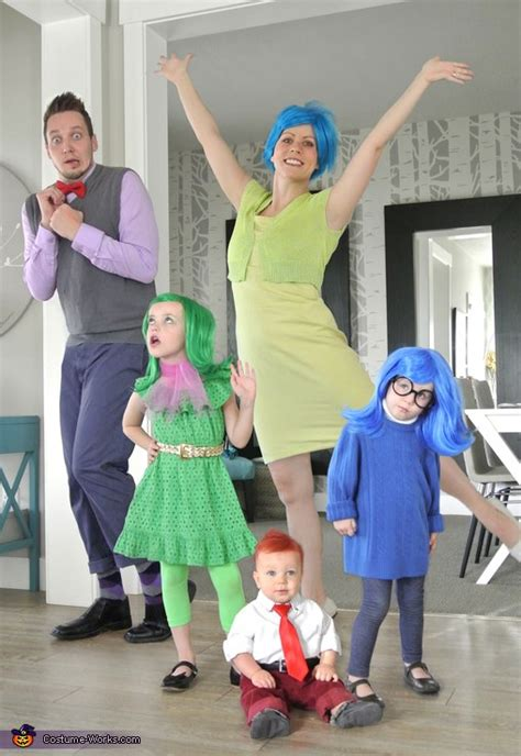 Family Halloween costumes: 8 Pinterest ideas to inspire you