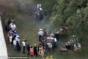 Miranda Lambert and Blake Shelton Oklahoma Ranch
