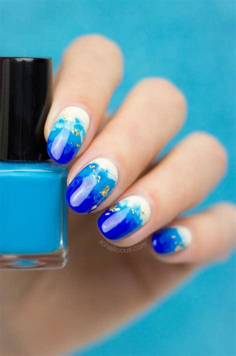 easy breezy beach nails