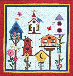 Birdhouse quilt patterns free, build shed jacksonville