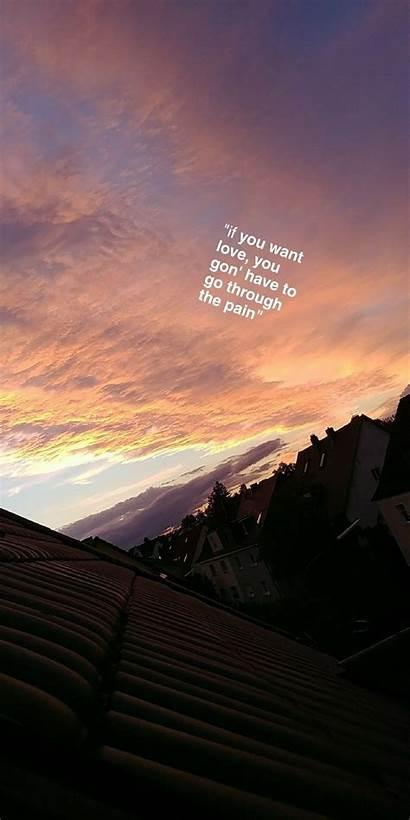 Langit Latar Belakang